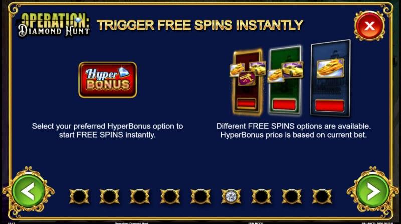 Operation Diamond Hunt :: Buy Feature
