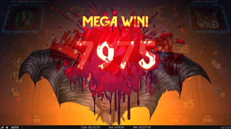 Ozzy Osbourne :: Mega Win