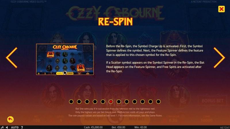 Ozzy Osbourne :: Re-Spin