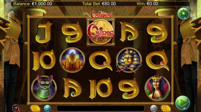Osiris :: Main Game Board