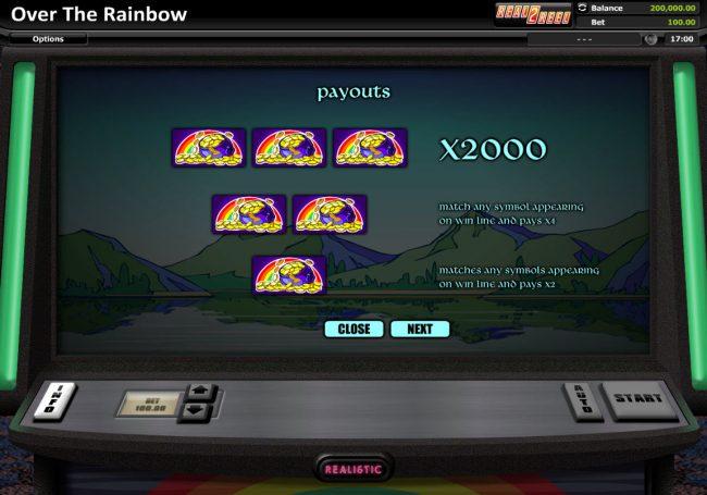 Over The Rainbow ::