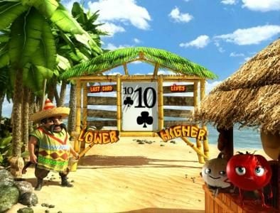 Lock featuring the Video Slots Paco and the Popping Peppers with a maximum payout of $2,500