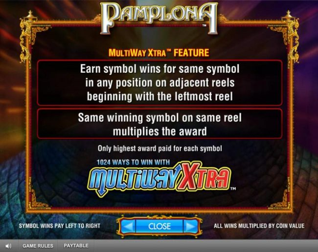 MultiWay Xtra Feature Rules