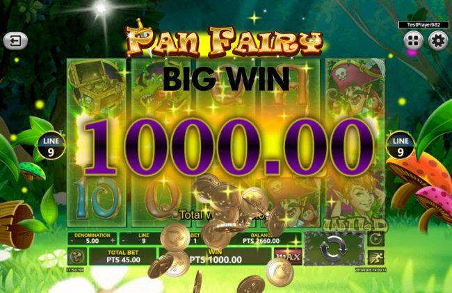 Pan Fairy :: Big Win