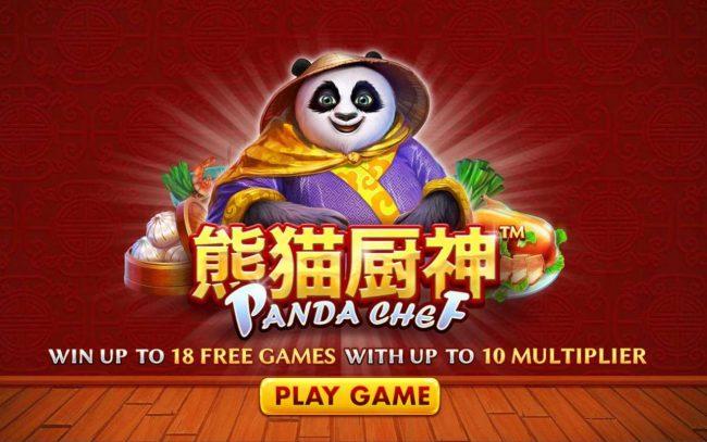 Panda Chef :: Introduction