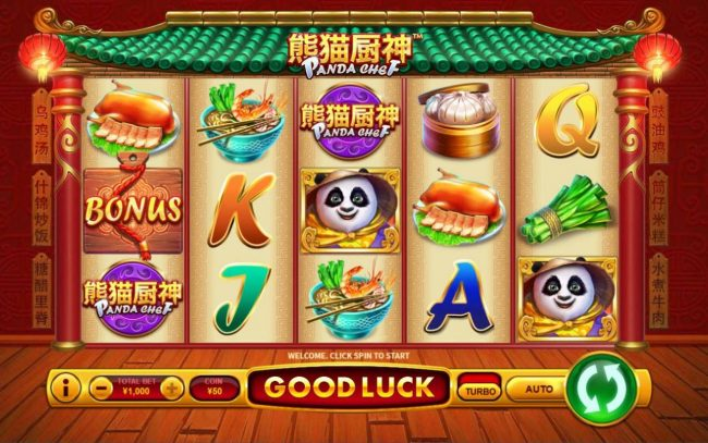 Panda Chef :: Main Game Board