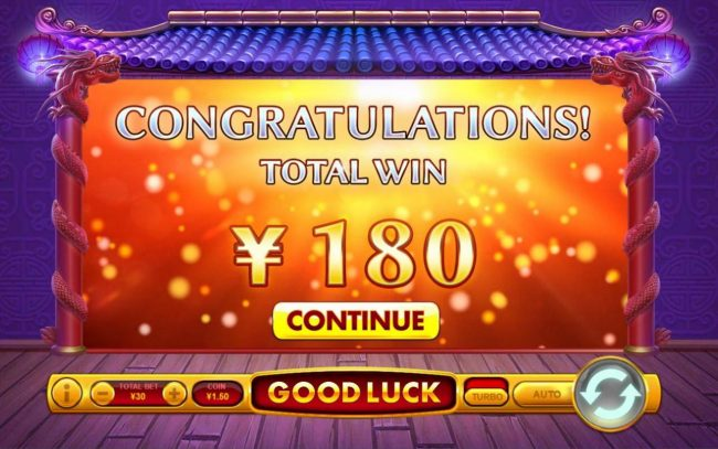Panda Chef :: Total Free Games Payout 180 Coins