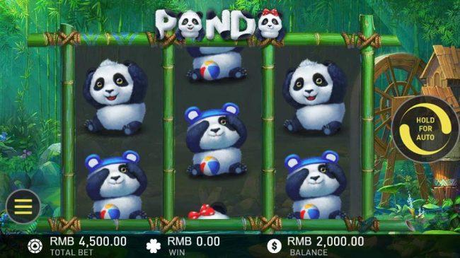 Panda :: Main Game Board
