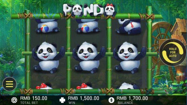 Panda :: A big win