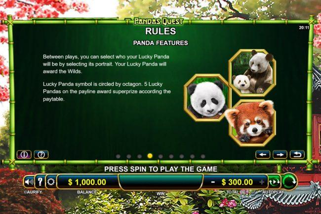 Panda Feature