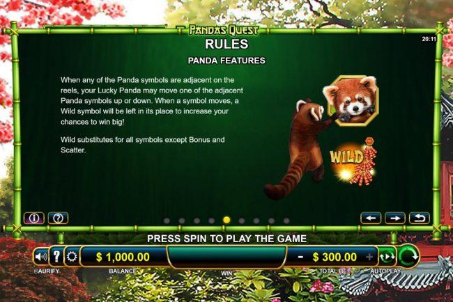 Wild Symbol Rules