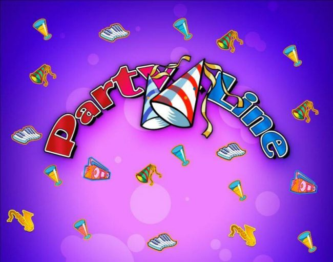 Party Line :: Splash screen - game loading