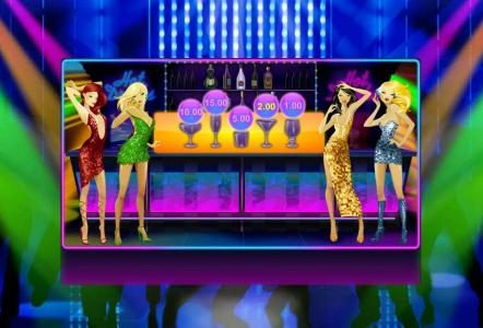1BET featuring the Video Slots Party Night with a maximum payout of $500