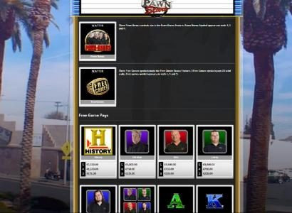 Play Million featuring the Video Slots Pawn Stars with a maximum payout of $276,000