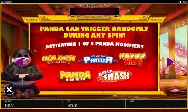 Paws of Fury :: Random Modifiers