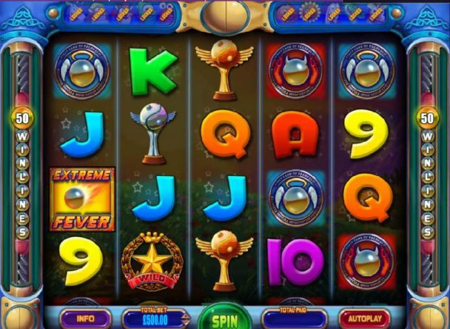 Play slots at Casimba: Casimba featuring the Video Slots Peggle with a maximum payout of $250,000