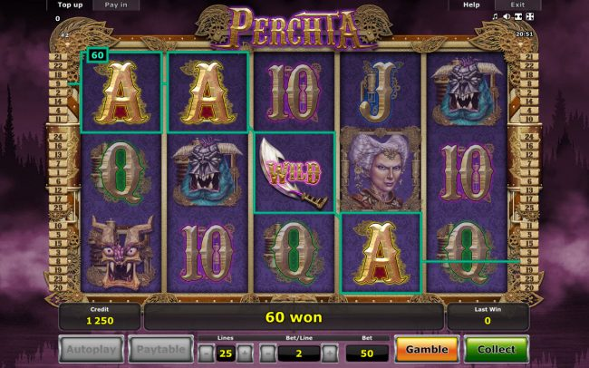 Perchta :: Four of a kind