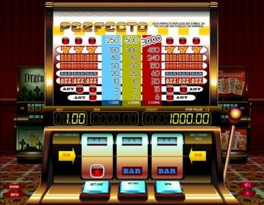 Play slots at Long Harbour: Long Harbour featuring the Video Slots Perfecto with a maximum payout of $3,000