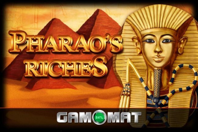 Play slots at Win Own Casino: Win Own Casino featuring the Video Slots Pharao's Riches with a maximum payout of $600