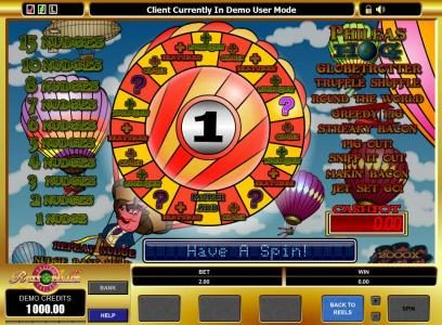 My Win 24 featuring the Video Slots Phileas Hog with a maximum payout of $20,000