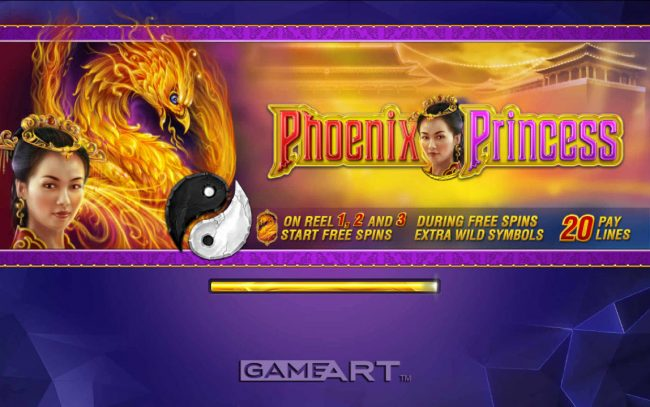 Play slots at Lord of the Spins: Lord of the Spins featuring the Video Slots Phoenix Princess with a maximum payout of $1,500