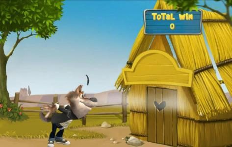 Royal Dice featuring the Video Slots Piggies and the Wolf with a maximum payout of $250,000