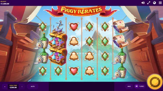 Piggy Pirates :: Main Game Board