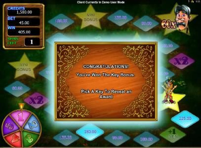 Amsterdam Casino featuring the Video Slots Pinocchio's Fortune with a maximum payout of $3,000