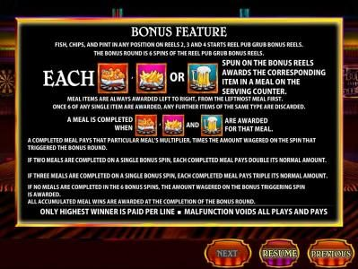 Play slots at Casino Superlines: Casino Superlines featuring the Video Slots Pints and Pounds with a maximum payout of $40,000