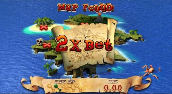 Casino Bellevue featuring the Video Slots Pirate Isle with a maximum payout of Jackpot