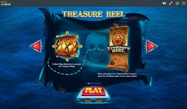 Crazy vegas featuring the Video Slots Pirates' Plenty The Sunken Treasure with a maximum payout of $100,000