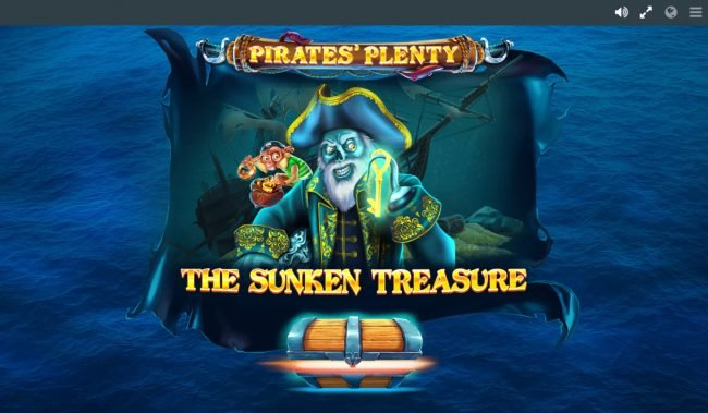 888 Casino featuring the Video Slots Pirates' Plenty The Sunken Treasure with a maximum payout of $100,000