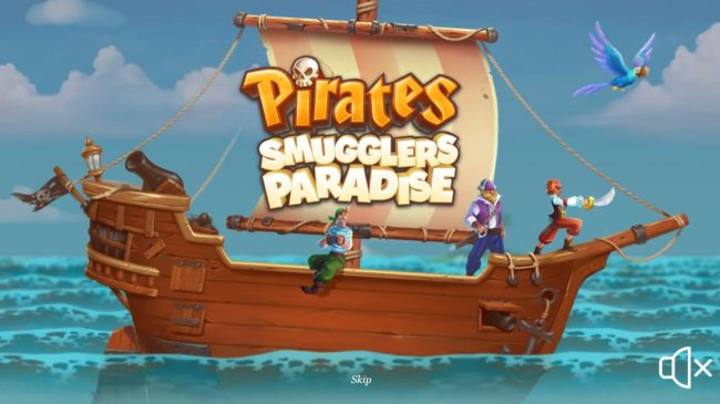 Play slots at Casinia: Casinia featuring the Video Slots Pirates Smugglers Paradise with a maximum payout of $125,000