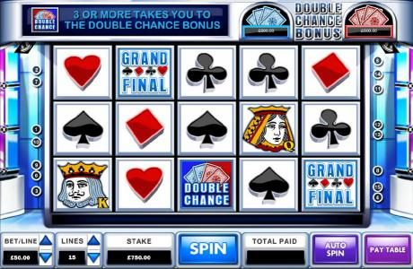 770Red featuring the Video Slots Play Your Cards Right with a maximum payout of $50,000