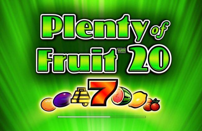 Plenty of Fruit 20 :: Introduction