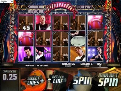 Thrills featuring the Video Slots Plumbo with a maximum payout of $10,000