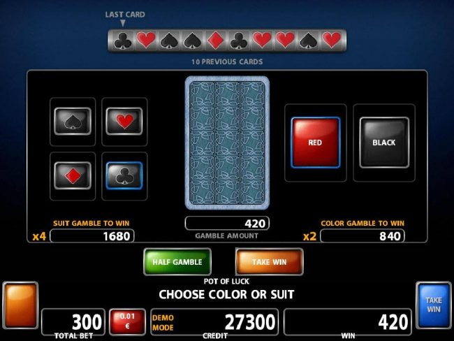 Powerspins featuring the Video Slots Pot o' Luck with a maximum payout of $25,000