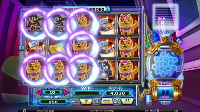Spiele Power Pups Heroes - Video Slots Online