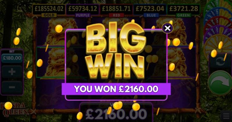 Panda Queen :: Big Win