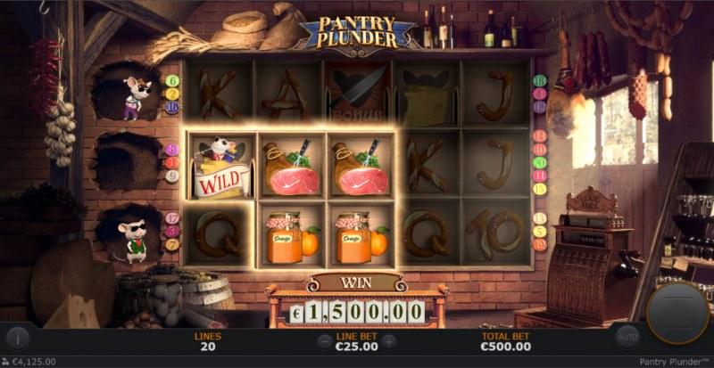 Pantry Plunder :: A pair of winning ways