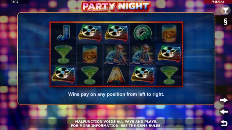 Party Night :: 243 Ways to Win