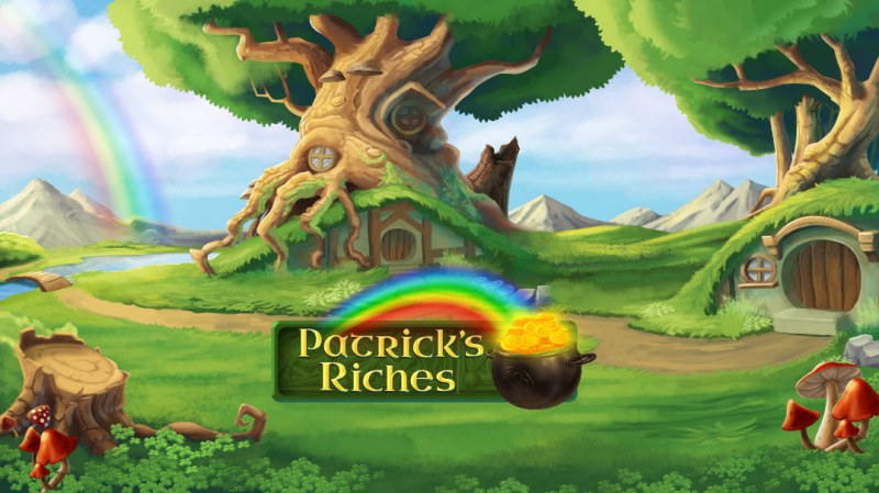 Patrick's Riches :: Introduction