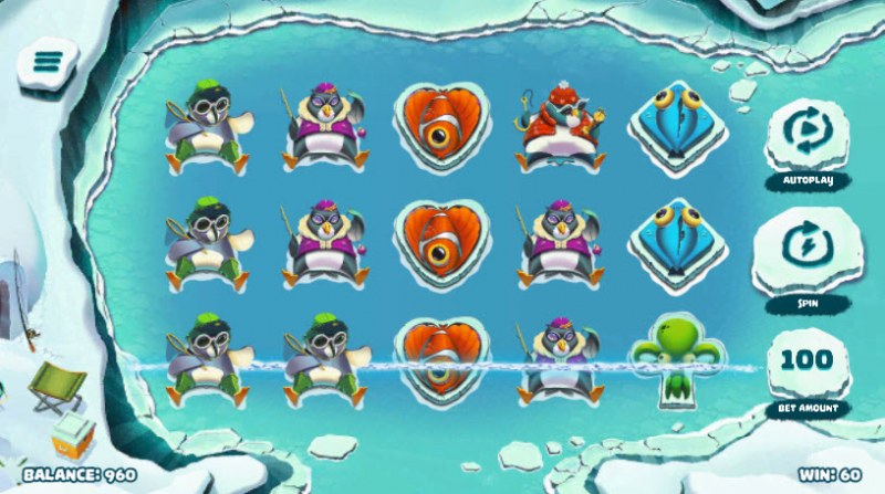Penguins Paradise :: Two of a kind win