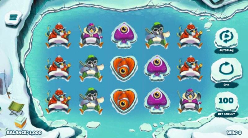 Penguins Paradise :: Main Game Board