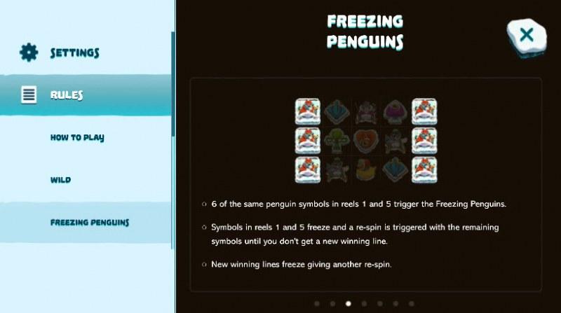 Penguins Paradise :: Freezing Penguins