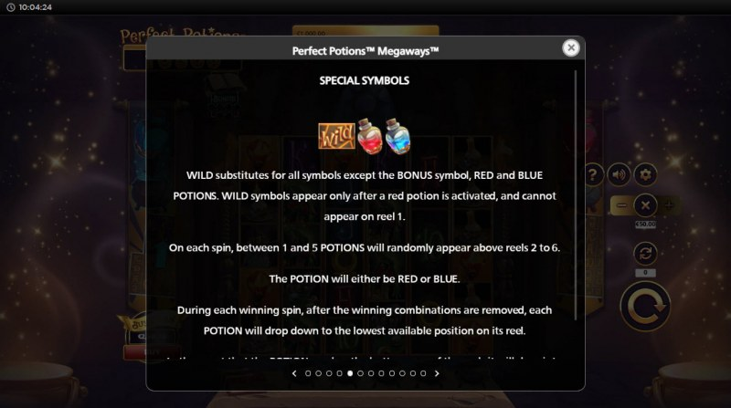 Perfect Potions Megaways :: Special Symbol