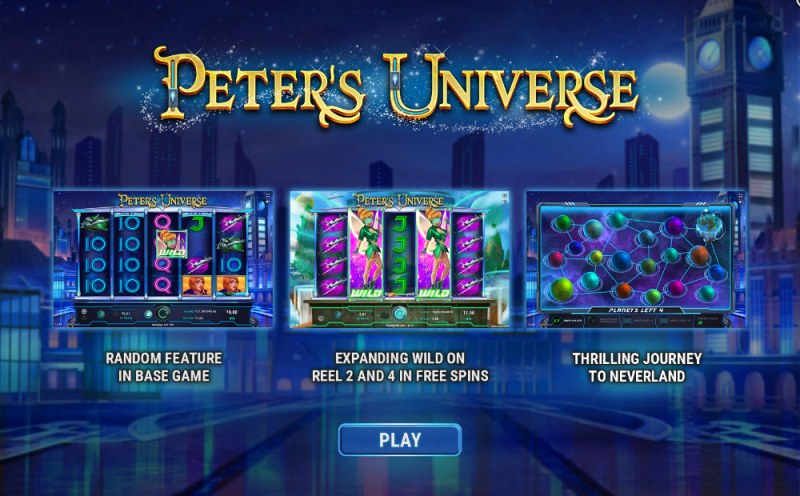 Peter's Universe :: Introduction