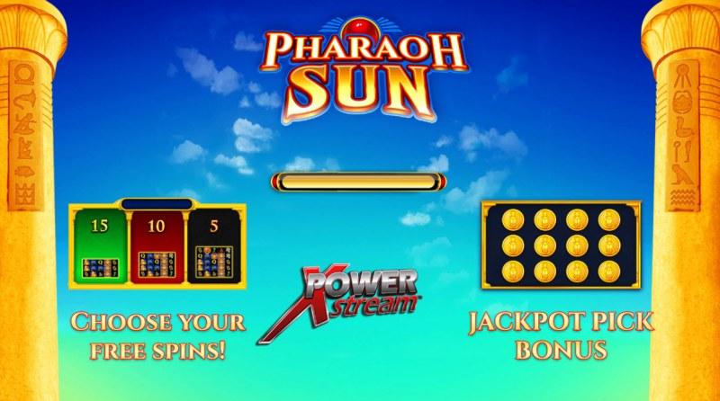 Pharaoh Sun :: Introduction