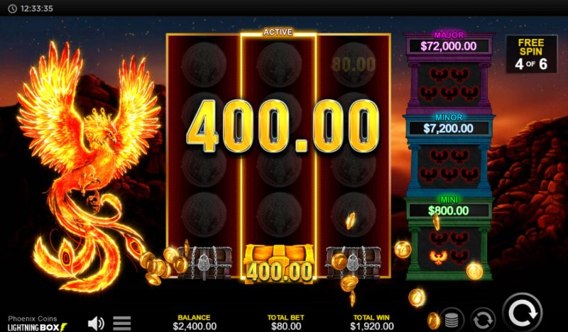 Phoenix Coins :: Another win