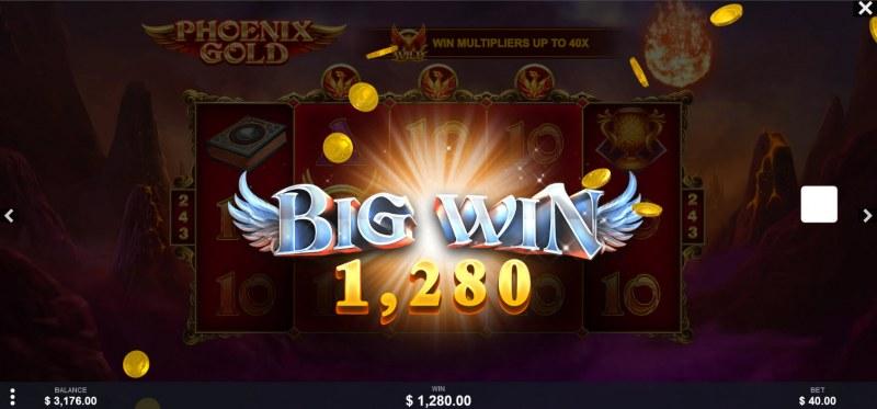 Phoenix Gold :: Big Win